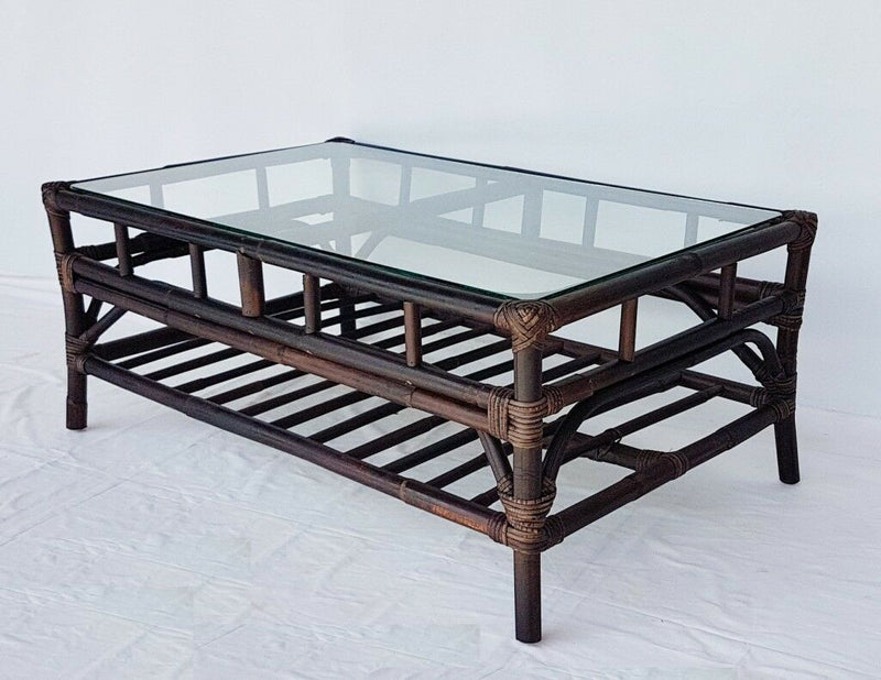 Eva Coffee Table -  Dark Brown