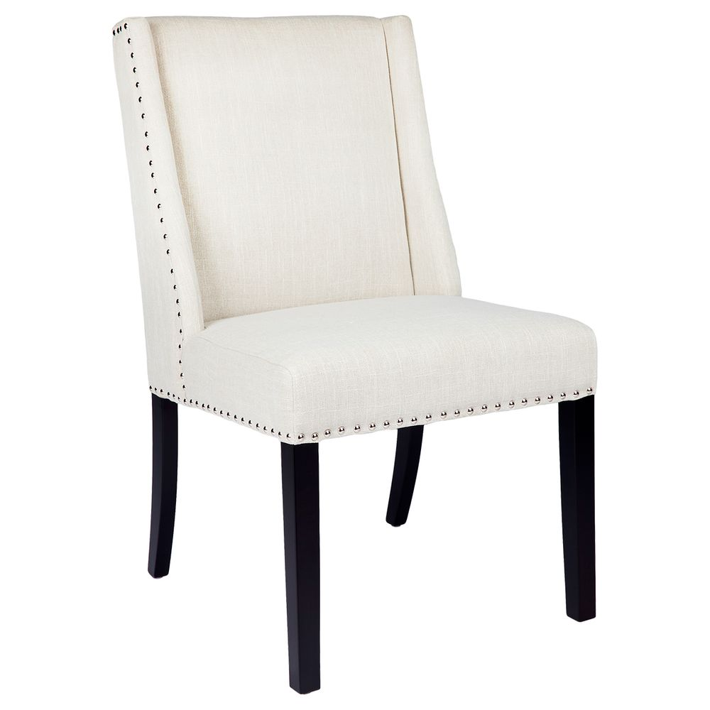 Victoria dining chair natural
