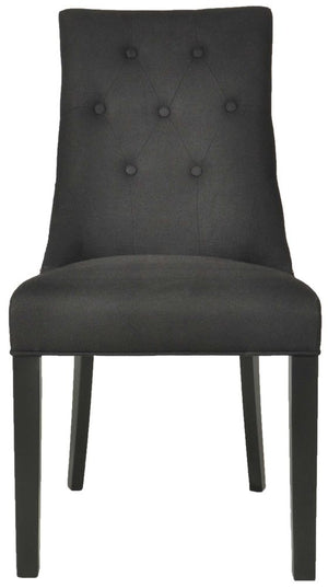 Kennedy dining chair - black