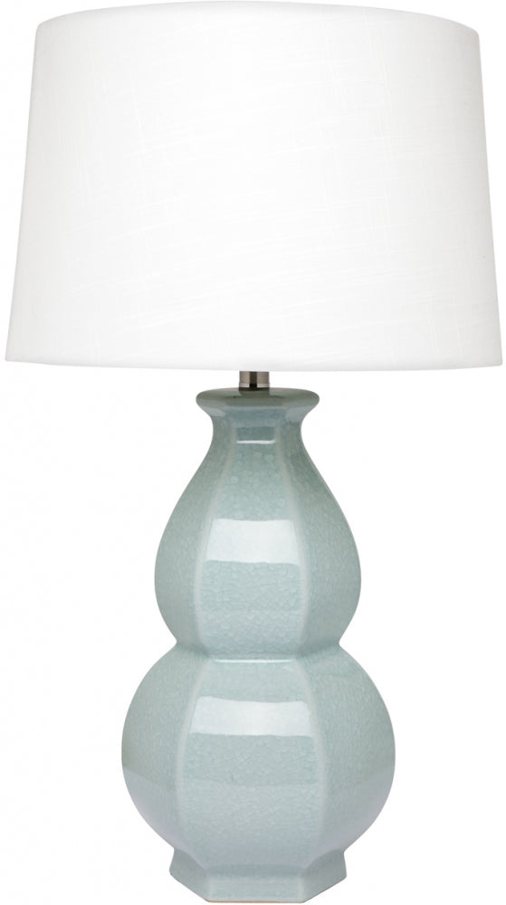 Charlotte Table Lamp - duck egg blue