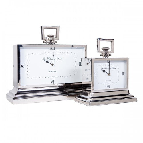 The William & Smith desk clock