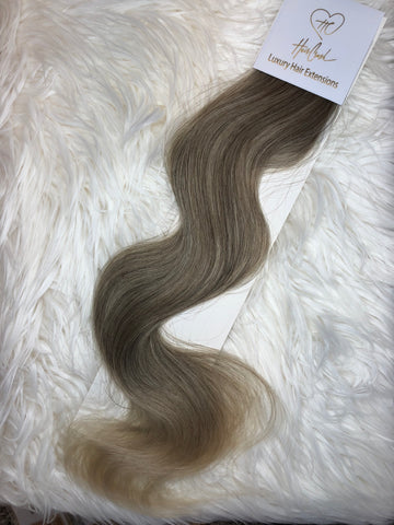 Blonde Ombre (Color 1302) Tape-In Extensions - 21""
