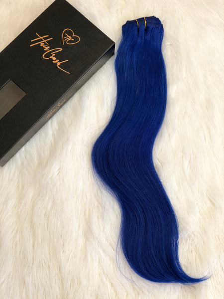 Clip-in Extension #Blue - 20""