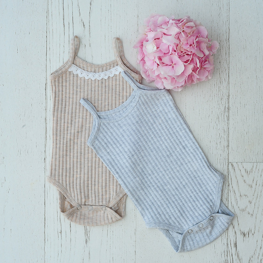 THE PICCOLA ROMPER SET
