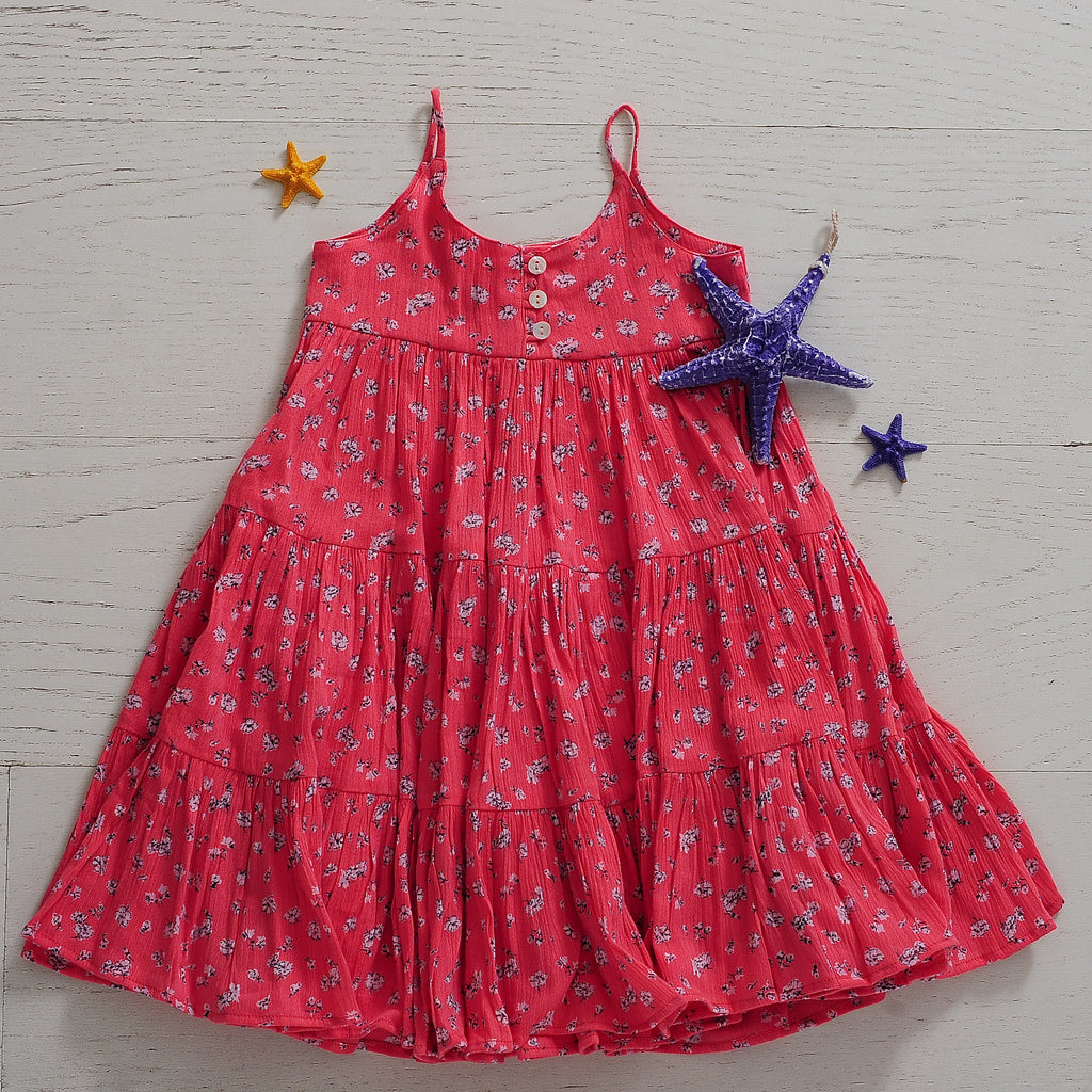THE FIORE BALLERINA DRESS (PINK)