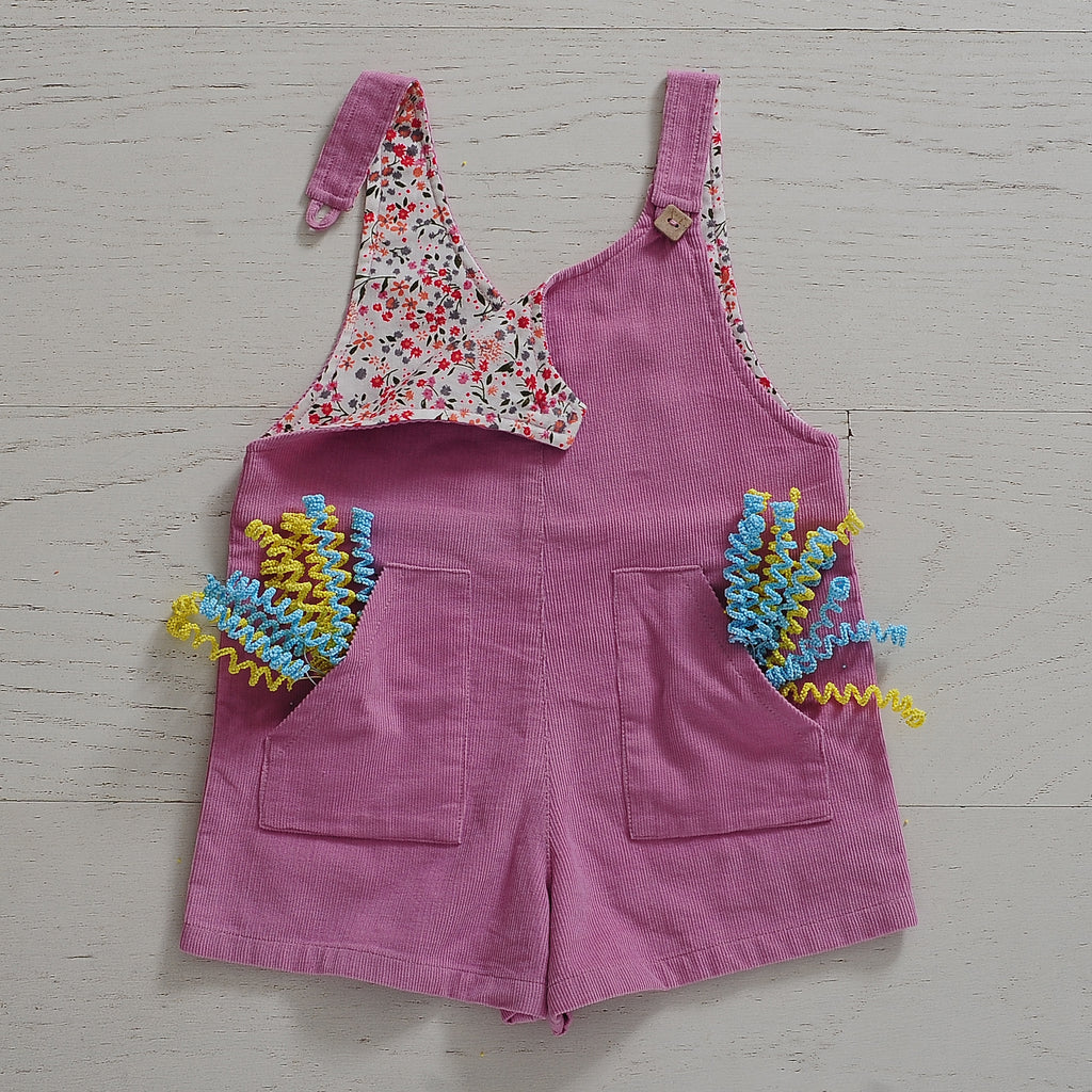 THE LOLA DUNGAREE