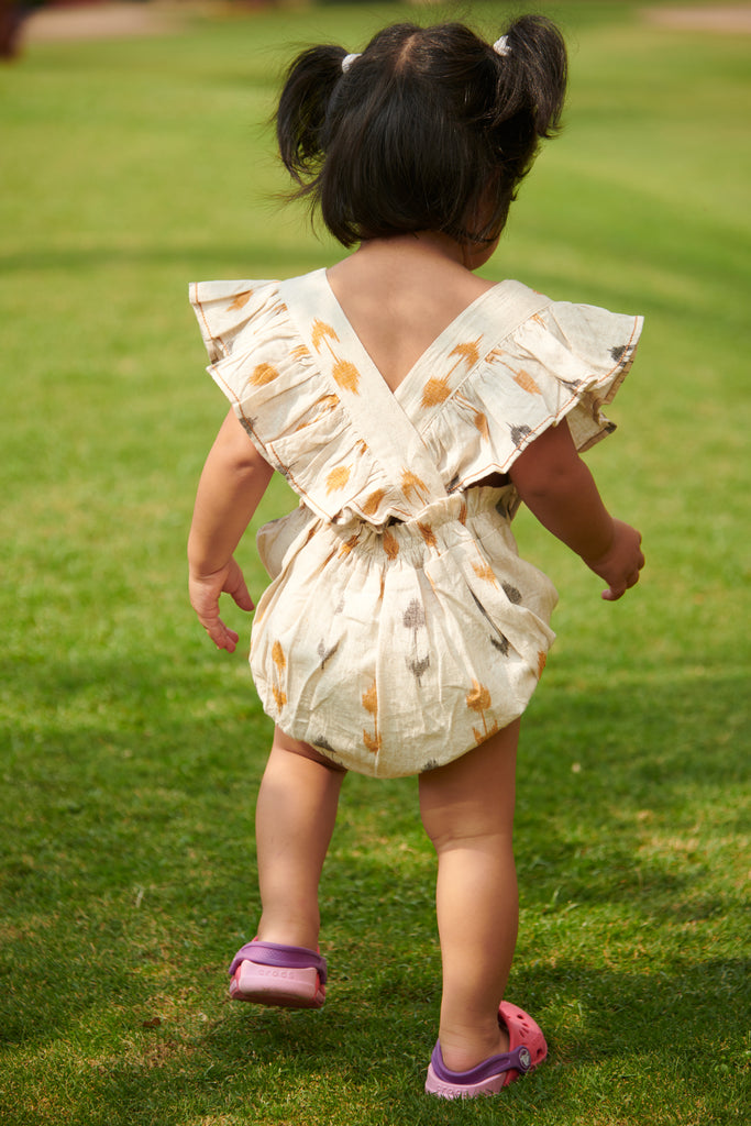 THE FARFALLA ROMPER