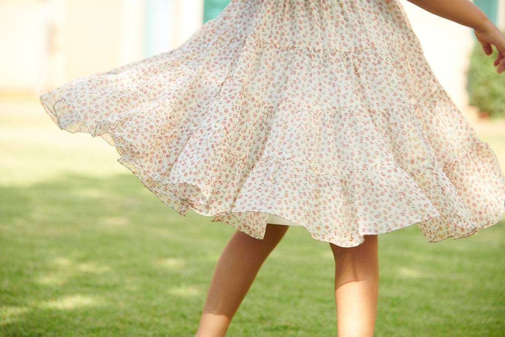 THE BALLERINA DRESS