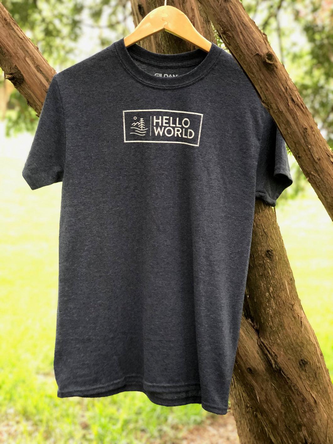 Hello World First-Edition Tee