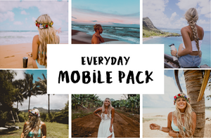 Everyday MOBILE Pack