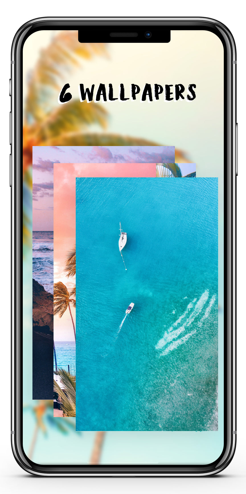 Paradise Dreams Icon Theme Social + Wallpaper Expansion Pack iOS14