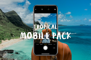 Complete MOBILE Pack: Everyday + Tropical