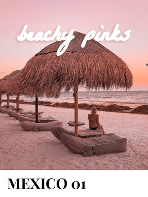 Beachy Pinks Mobile