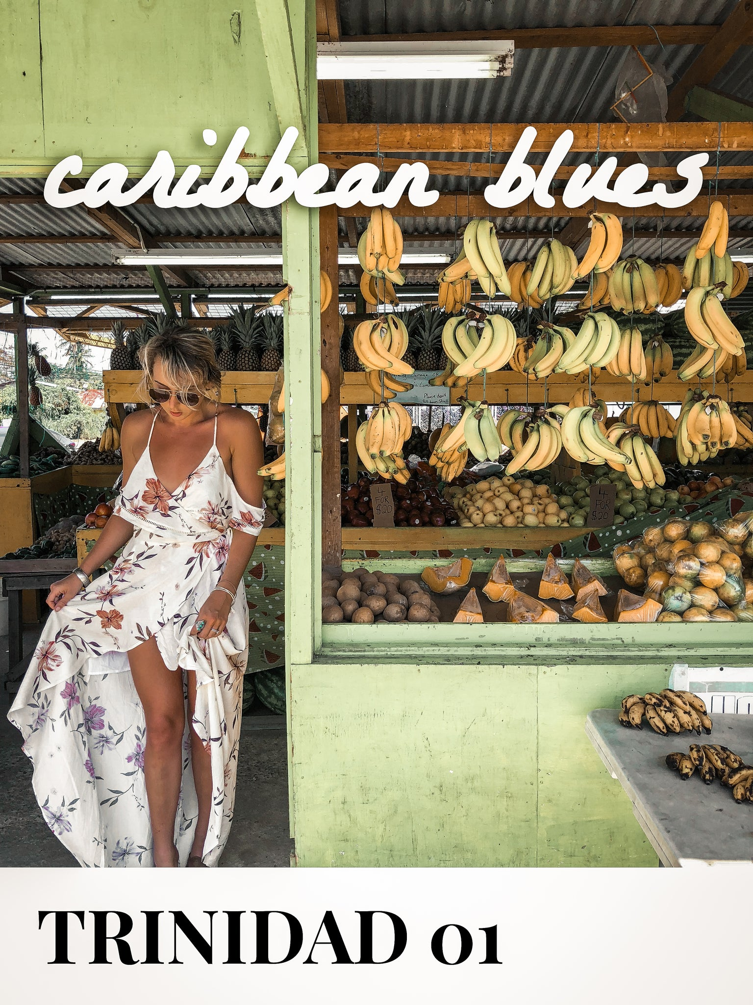 Caribbean Blues Mobile