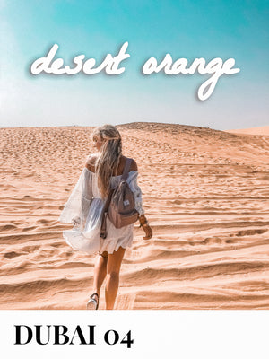 Desert Orange Mobile