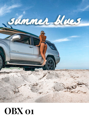 Summer Blues Mobile