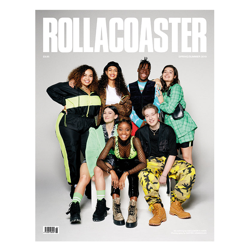 COLLUSION - Rollacoaster Magazine Spring/ Summer 2019