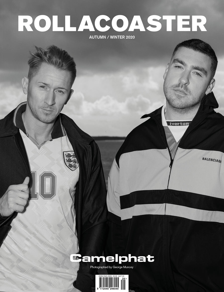 CAMELPHAT Covers Rollacoaster Magazine Autumn/ Winter 2020