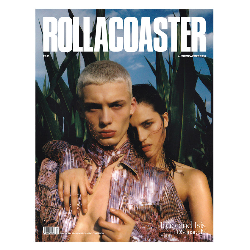 DSquared2 SPECIAL - AW18 Rollacoaster Magazine