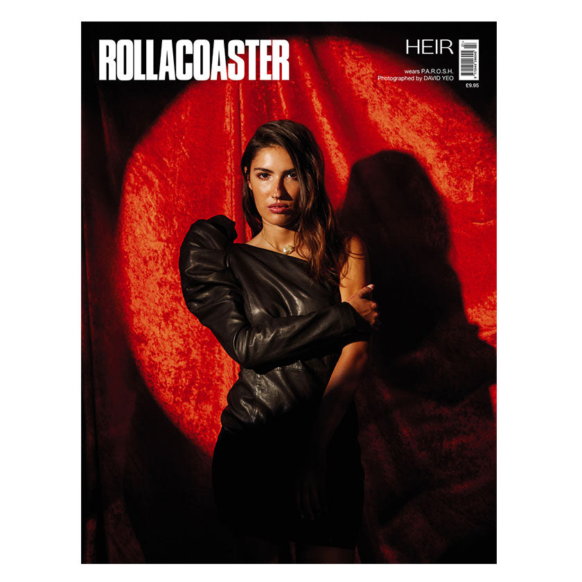 HEIR Covers Rollacoaster Magazine Autumn 2019