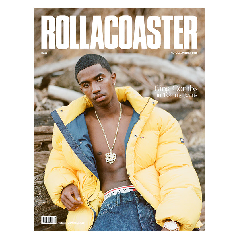 KING COMBS - AW18 Rollacoaster Magazine