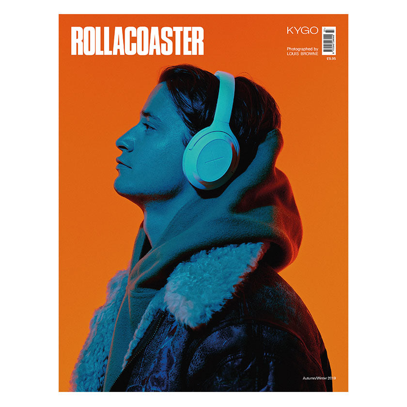 KYGO Covers Rollacoaster Magazine Autumn 2019