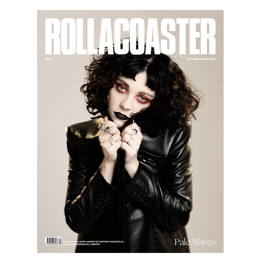 PALE WAVES - AW18 Rollacoaster Magazine
