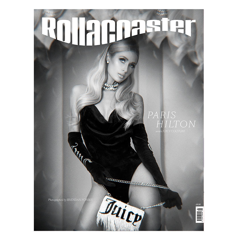 PRE-ORDER>>> PARIS HILTON Covers Rollacoaster Magazine Spring/Summer 2020