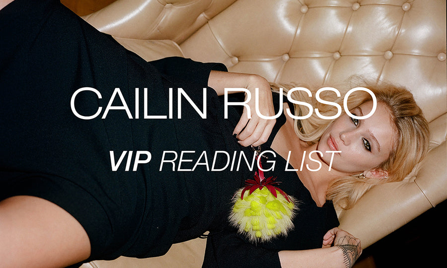 VIP reading list: CAILIN RUSSO