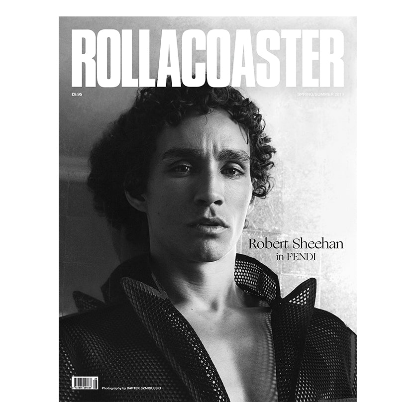 ROBERT SHEEHAN - Rollacoaster Magazine Spring/ Summer 2019