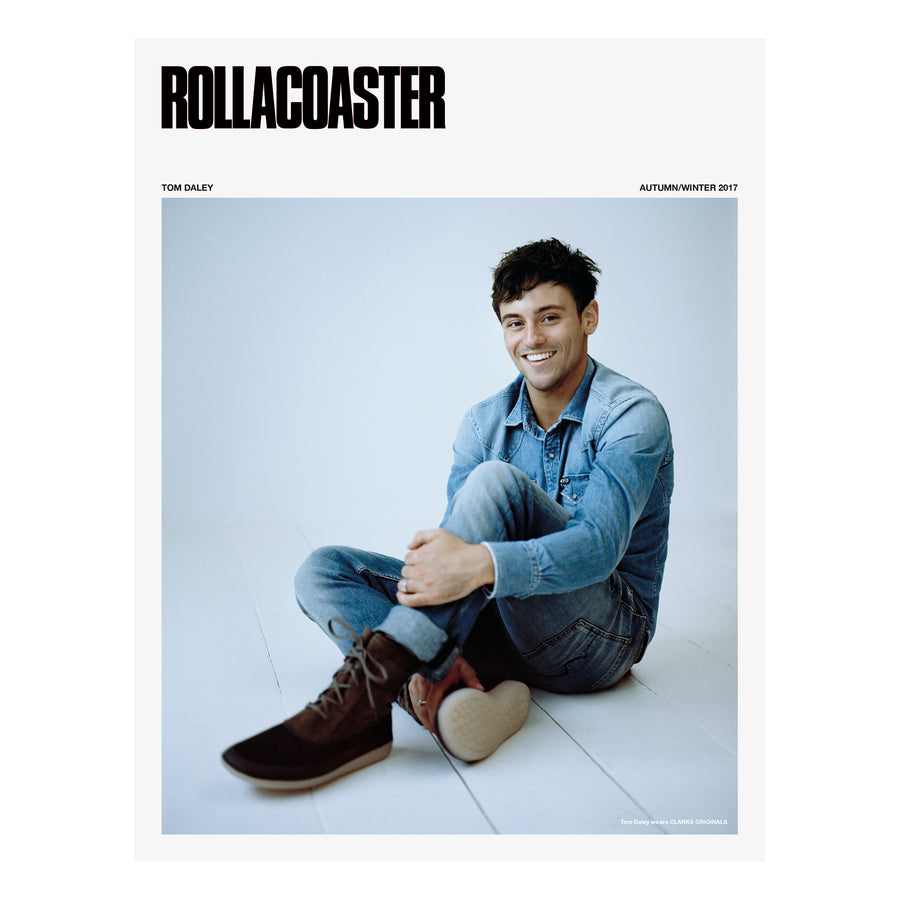 TOM DALEY-AW17 Rollacoaster Magazine