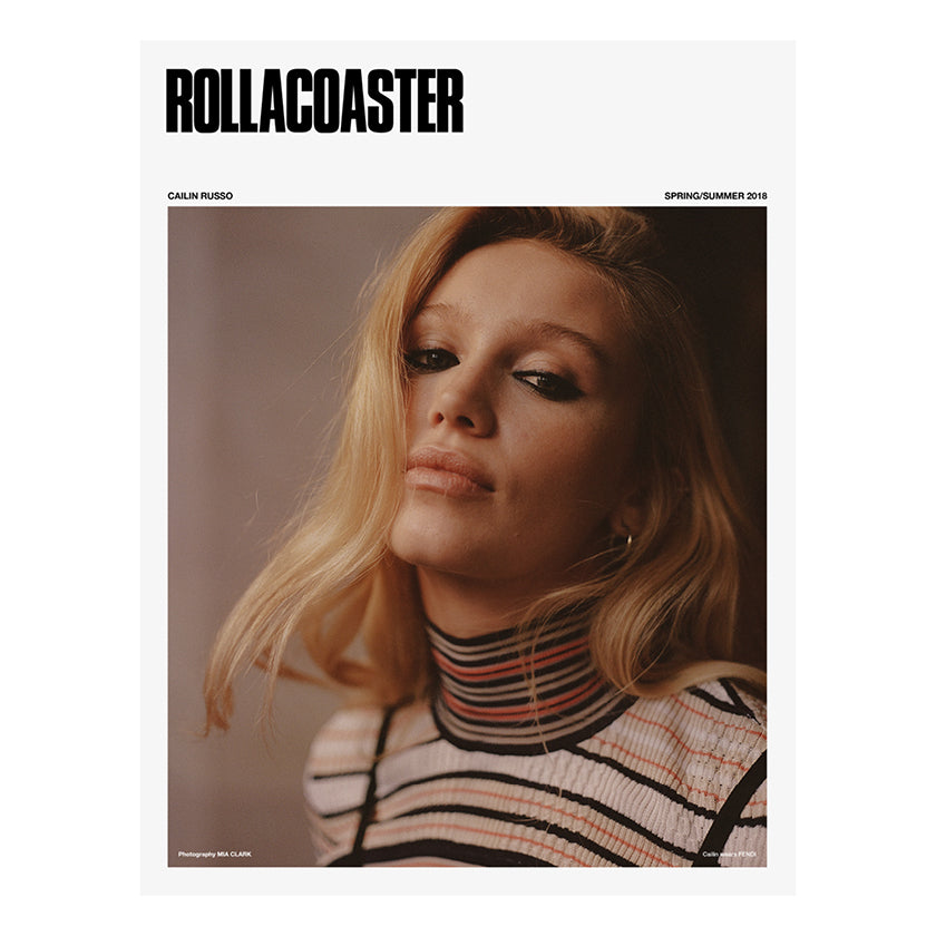 CAILIN RUSSO - SS18 Rollacoaster Magazine