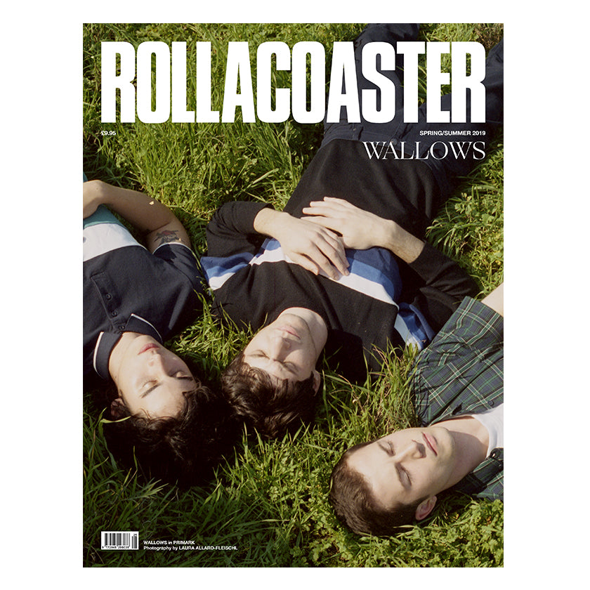 WALLOWS - Rollacoaster Magazine Spring/ Summer 2019