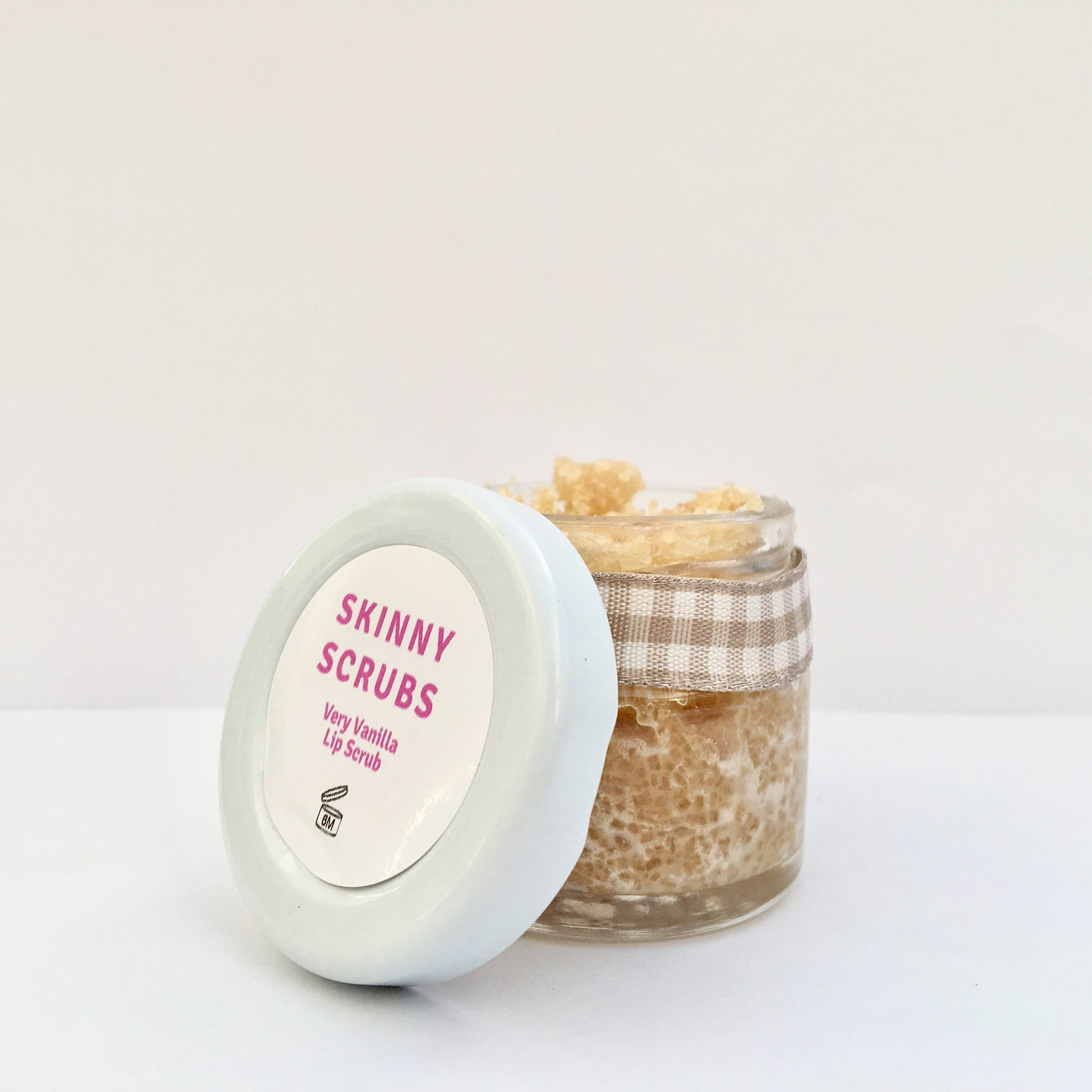 Very Vanilla Lip Scrub