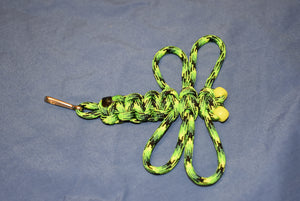 550 Cord Dragon Fly Key Chains