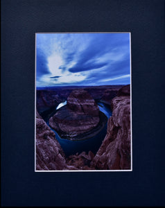 Horseshoe Bend Landscape Photography 8x10