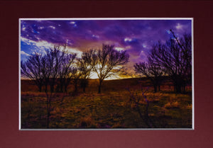 Sunset 5x7 Fine Art Photography