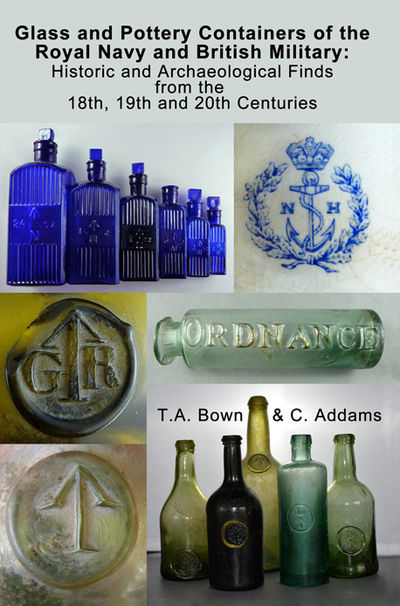 New Book: Glass and Pottery Containers of the Royal Navy and British Military