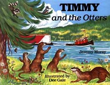 New Book: Timmy and the Otters
