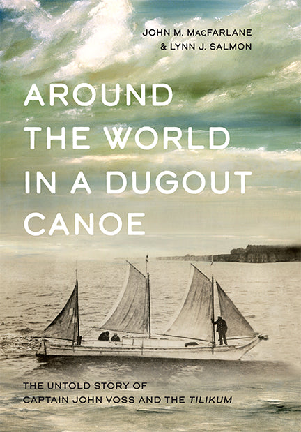 New Book: Around the World in a Dugout Canoe