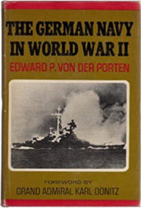 """The German Navy in World War II"" (used book)"