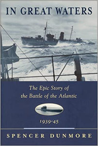 """In Great Waters: The Epic Story of the Battle of the Atlantic 1939-45"" (used book)"