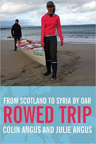 New Book: Rowed Trip