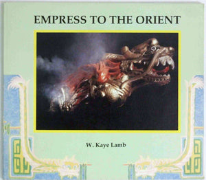 """Empress to the Orient"" (used book)"
