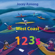 New Book: West Coast 123s