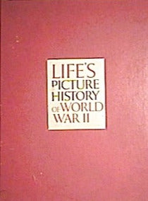 """LIFE'S Picture History of World War II"" (used book)"