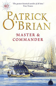 """Master & Commander"" (used book)"