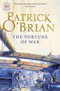 """The Fortune of War"" (used book)"