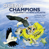 """Ocean Champions: A Journey Into Seas of Plastic"""