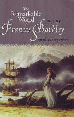 New Book: The Remarkable World of Frances Barkley